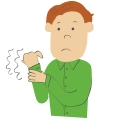 頸椎症・頸肩腕症候群イメージ